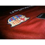 Camiseta Barcelona De España Suplente Nueva 2017/18 Bordo