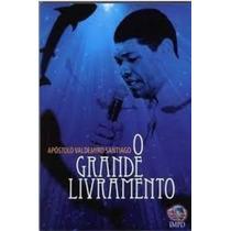 Livro O Grande Livramento Valdemiro Santiago