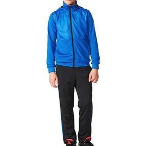 Conjunto Pants Con Sudadera Track Suit Niño adidas Ax6344