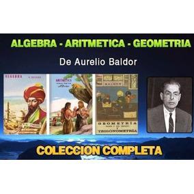 Álgebra De Baldor 2 /aritmética /geometría /solucionario Pdf