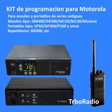 Programador Para Motorola Gm300 Gp300 M120 Sp50 Sm50 Etc