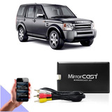 Mirorcast Espelhamento Imag Celular Land Rover Discovery 2 3