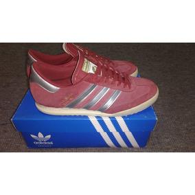 promo code b12d5 22eca Zapatillas adidas Beckenbauer Talle 8,5 Us