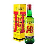 Whisky J&b En Caja X 750 Ml.