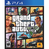 Gta 5 V Grand Theft Auto 5 Ps4 Digital No Jugas Con Tu User