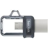 Pendrive Sandisk Ultra Dual Drive 16gb Usb M3.0 Celular Gtia