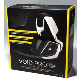 Corsair Void Pro 7.1 Wireless Blanco Premium Ca-9011153-na