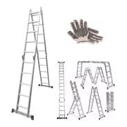 Guantes Con Escalera Multipropósito Articulada 4x5 Kushiro