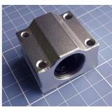 Pillow Block Com Rolamento Linear 12mm Cnc/fresadora/router