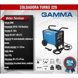 Gamma Soldadora Turbo 220 3466g