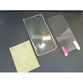 Crystal Case Con Mica Para Ipod Touch 6g 6ta Genercaion 6