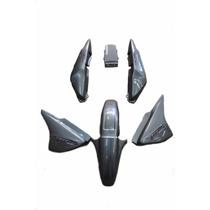 Kit Plástico Carenagem - Honda Cg Titan 150 2008 Ks Cor Prat