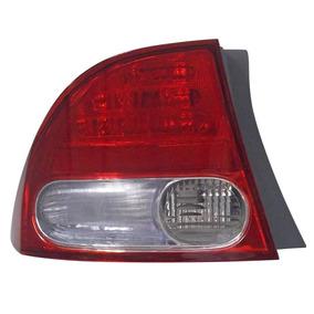 Lanterna Traseira (le) Honda Civic 2007 2008 2009 2010 2011