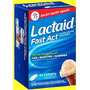Lactaid Fast Act 60 Cápsulas - Frete Reduzido