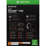 Astro Gaming Mixamp Pro Tr Para Xbox One - Blanco