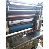 Remate De Máquinas Litograficas Impresión Litografía