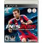 Videojuego Ps3 Pro Evolution Soccer 2015