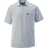 Camisa Masculina Salomon- Start Shirt M Blanco/gris