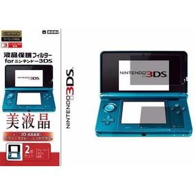 Kit Nintendo New 3ds Xl Caneta Stylus E Pelicula De Proteção