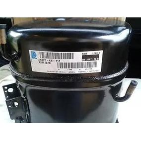 Motor Compresor 1/3 Nevera 3 Tubos