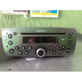 Cd Original Fiat Novo Palio Conect Bluetooth Mp3 Usb