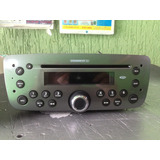 Cd Original Fiat Grand Siena Conect Bluetooth Mp3 Usb