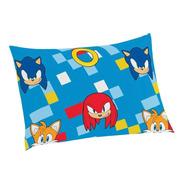 Fronha Do Sonic Infantil