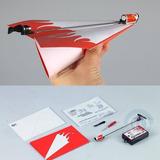 Avião Se Papel Brinquedo Motor De Avião Criativo
