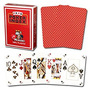 Modiano Poker Index 100% Naipes Plástico