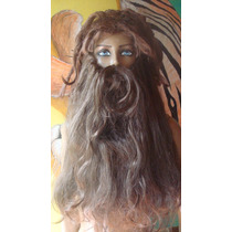 Barba Postiza Larga Y Bigote Tupidos Barba Moustache!