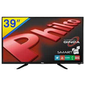 Smart Tv Led 39 Philco Hd Conversor Digital - Ph39n91dsgw