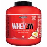 Whey Protein 3w 1800g - Concentrado - Isolado - Hidrolisado