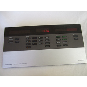 Control Bang Olufsen Master Control Panel 5000
