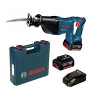 Serra Sabre Gsa 18v-li C/ 2 Baterias Bosch 220v
