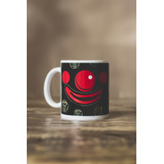 Taza Payaso Color Negro