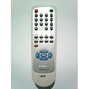Control De Tv Sankey Convencional