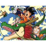 Painel Decorativo Festa Dragon Ball Z Goku [3x1,7m] (mod5)
