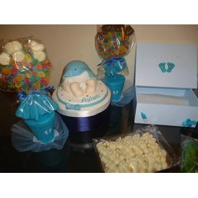 Mesa Baby Shower. Souvenires, Topiarios, Chocolates Y Mas...