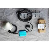 Repetidor Base Antena Celular 2g 3g 4g Gsm 850mhz En Stock