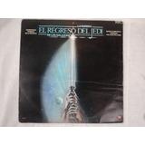 Star Wars Vintage Disco Lp El Regreso Del Jedi Polygram 1983