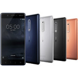 Celular Nokia 5 Memoria 16gb Android Qualcomm Snapdragon