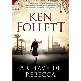 Livro A Chave De Rebecca - Ken Follett