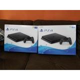 Playstation 4 Slim Sony Original Nuevo A Estrenar