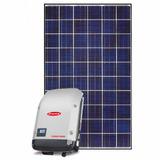 Kit Gerador On Grid Tie Placa Solar Painel Solar 437 Kwh/mês