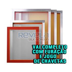 Serigrafia Rodo Puxador De Aluminio P Serigrafias - Gravuras no ... ed9f744c89407