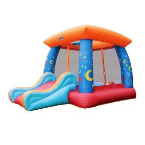 Juego Inflable Brincolín Para Niños My 1st Jump N Play