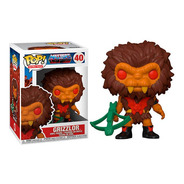 Grizzlor He-man 40 - Funko Pop Original Nuevo