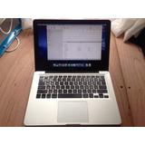 Macbook Pro 13 / Para Reparar O Repuestos / Funciona