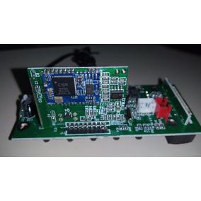 Placa Usb/sd Caixa Amplificada S200 S201 C/bluetoot Ecopower
