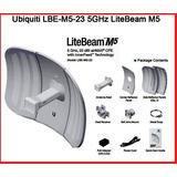 Antenas Litebeam M5 23 Dbi Cpe- Wi Fi San Luis 3.0